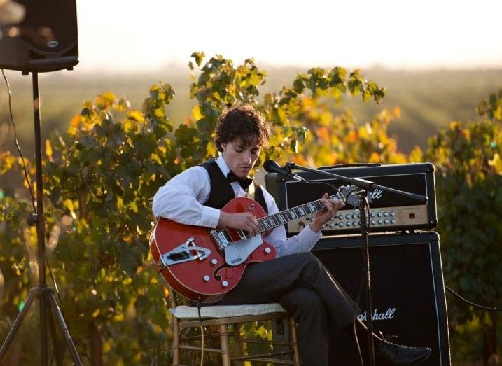 Maximilian Rickert Temecula Entertainment Musician