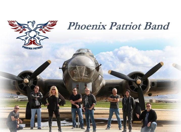 Phoenix Patriot Band Live music in Temecula