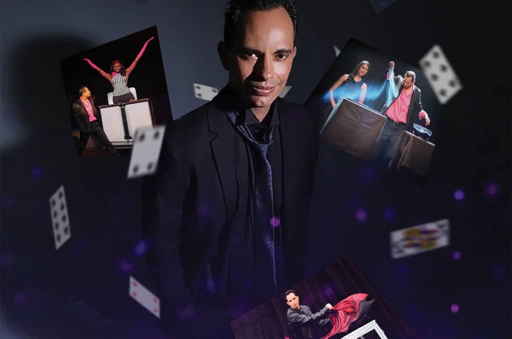 Anthony Hernandez Illusions Temecula entertainment