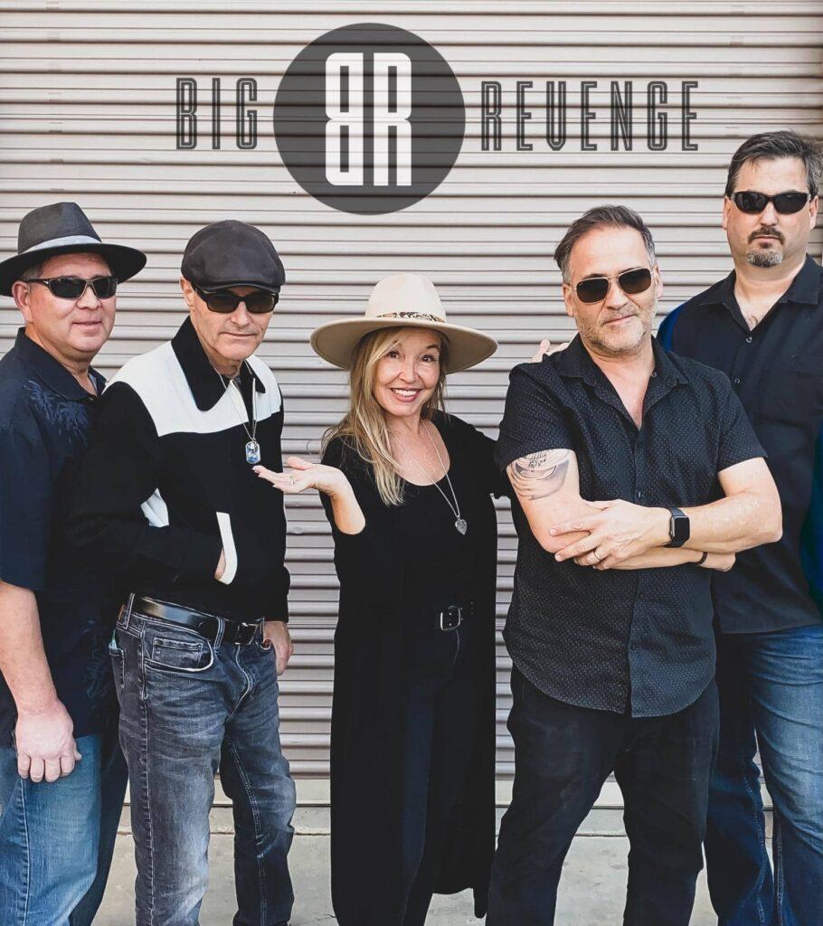 Big Revenge Band Temecula Entertainment
